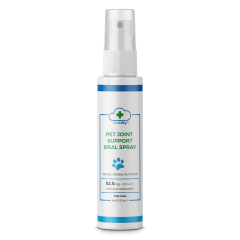 Pet-CBD-joint-support-oral-spray-8ml-52.5mg-isolate