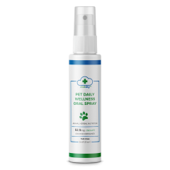 Pet-CBD-wellness-oral-spray-8ml-52.5mg-isolate
